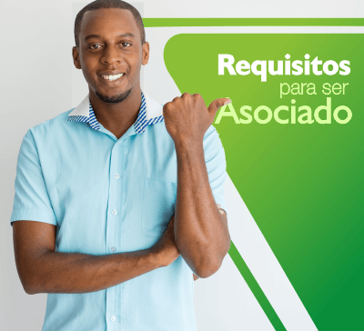 1. Requisitos para ser asociado