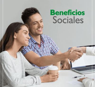 2. beneficios sociales (hover)